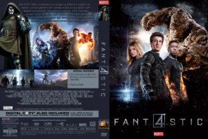 Fantastic Four custom cover V3