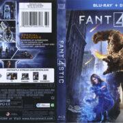 Fantastic 4 (2015) Blu-Ray