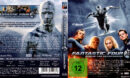 Fantastic Four 2 - Rise of the Silver Surfer (2007) R2 Blu-Ray german DVD Cover