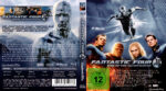 Fantastic Four 2 – Rise of the Silver Surfer (2007) R2 Blu-Ray german DVD Cover