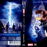 Fantastic Four (2015) Blu-Ray German