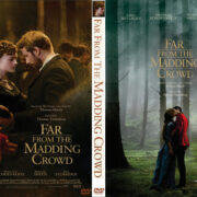 Far from the Madding Crowd (2015) R0 Custom DVD Cover
