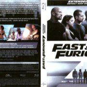 Fast & Furious 7 Blu-Ray (2015) German