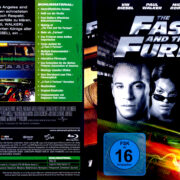 The Fast and the Furious (2001) R2 Blu-Ray German