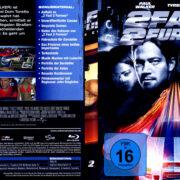 2 Fast 2 Furious (2003) R2 Blu-ray German