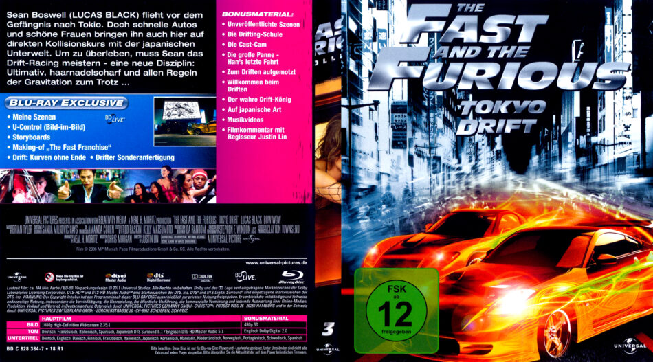 The Fast And The Furious 3
