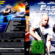 The Fast and the Furious 5 (2011) R2 Blu-Ray German