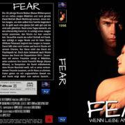 FEAR (1996) Blu-Ray Custom German