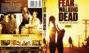 Fear the Walking Dead: Season 1 (2015) R1 DVD Cover