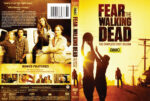 Fear the Walking Dead: Season 1 (2015) R1 DVD Cover