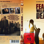 Fear the Walking Dead Staffel 1 (2015) Blu-Ray German