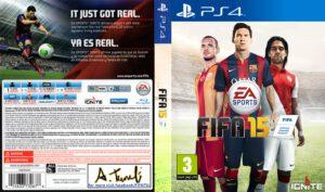 FIFA 15 (2014) PS4 USA