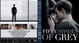 FIFST SHADES unrated dvd cover