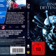 Final Destination 5 (2011) R2 Blu-Ray German
