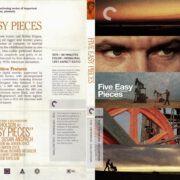 Five Easy Pieces (1970) R0 Custom