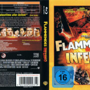 Flammendes Inferno (1974) R2 Blu-Ray German