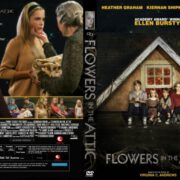 Flowers In The Attic (2014 ) R1 CUSTOM DVD Cover