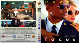 Focus 2015 blu-ray dvd cover