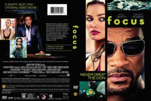focus dvd cover