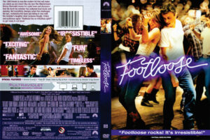 footloose dvd cover