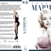 Forever Marilyn Collection (2013) Blu-Ray Custom DVD Cover
