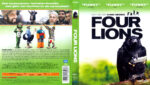 Four Lions (2010) Blu-ray German