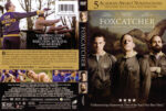 Foxcatcher (2014) R1 DVD Cover