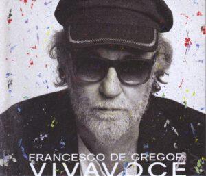 Francesco De Gregori - Vivavoce - 1Front