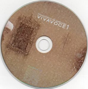 Francesco De Gregori - Vivavoce - CD (1-2)