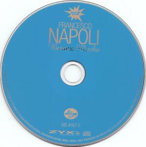 Francesco Napoli - Besame Mucho - CD