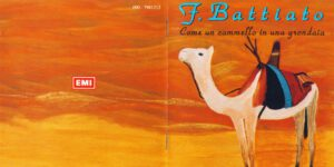 Franco Battiato - Come Un Cammello In Una Grondaia - Booklet (1-4)