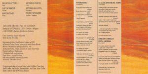 Franco Battiato - Come Un Cammello In Una Grondaia - Booklet (2-4)
