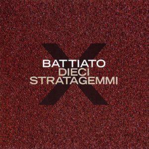 Franco Battiato - Dieci Stratagemmi - 1Front