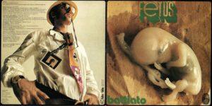 Franco Battiato - Fetus - Booklet (1-4)