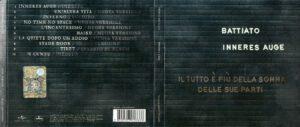 Franco Battiato - Inneres Auge - Digipack