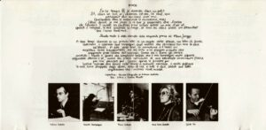 Franco Battiato - Juke Box - Booklet (2-2)