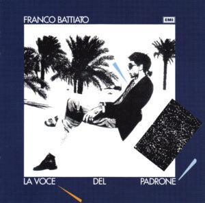 Franco Battiato - La Voce Del Padrone - 1Front