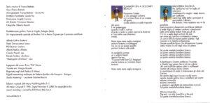 Franco Battiato - La Voce Del Padrone - Booklet (3-6)
