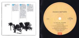Franco Battiato - La Voce Del Padrone - Booklet (6-6)