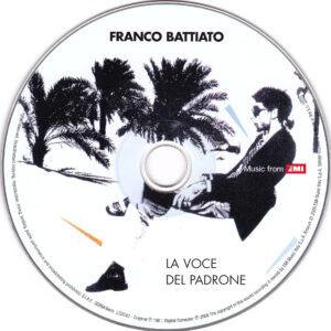 Franco Battiato - La Voce Del Padrone - CD