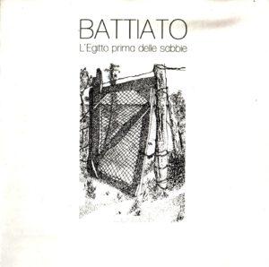 Franco Battiato - L'Egitto Prima Delle Sabbie - 1Front