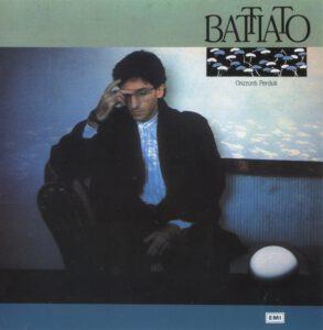 Franco Battiato - Orizzonti Perduti - 1Front