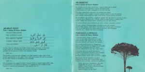Franco Battiato - Patriots - Booklet (3-3)