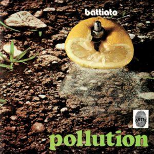 Franco Battiato - Pollution - 1Front