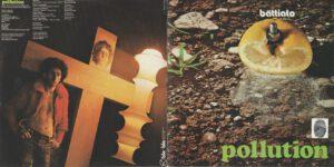 Franco Battiato - Pollution - Booklet (1-4)