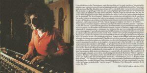 Franco Battiato - Pollution - Booklet (3-4)