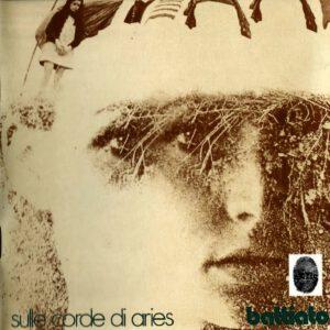 Franco Battiato - Sulle Corde Di Aries - 1Front