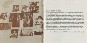 Franco Battiato - Sulle Corde Di Aries - Booklet (2-4)