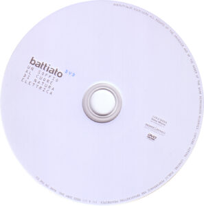 Franco Battiato - Un Soffio Al Cuore Di Natura Elettrica - CD (2-2)