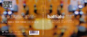 Franco Battiato - Un Soffio Al Cuore Di Natura Elettrica - Digipack